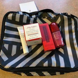 Brand new! Shiseido mini set